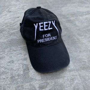 Yeezy for president hat Kanye west